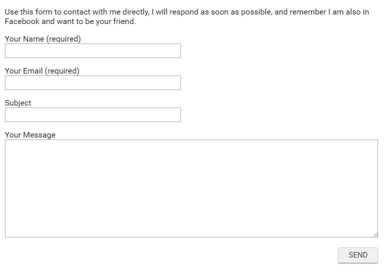 HTML Submit Form - HTML Development