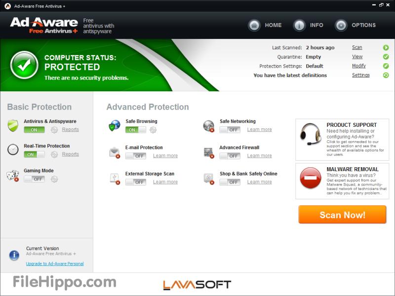 Ad-Aware Anti Malware