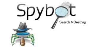 Spybot Anti Malware