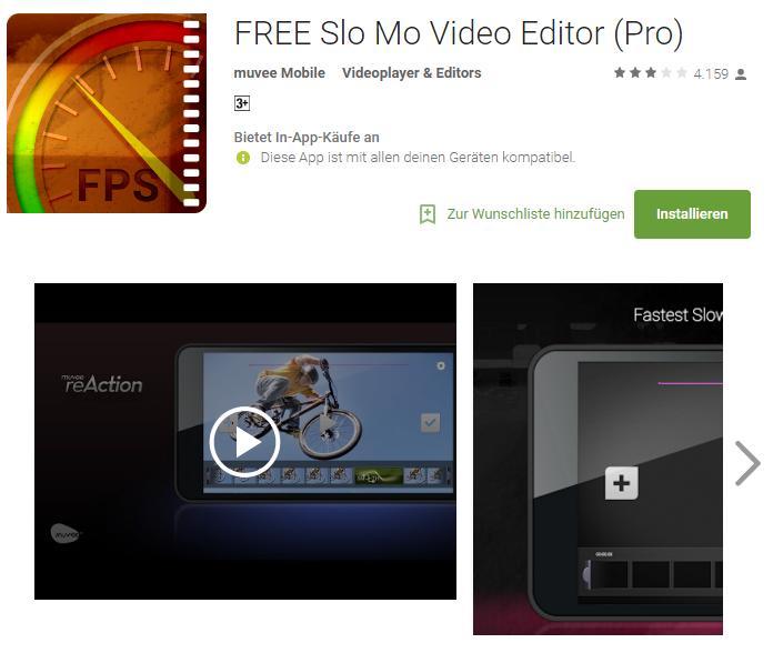 FREE Slo Mo Video