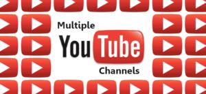 Multiple-YouTube-Channels