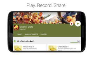 Record GamePlay