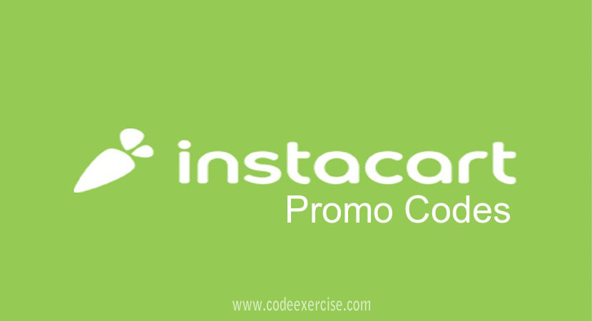Instacart Promo Codes and Discount Offers Aplus Codes