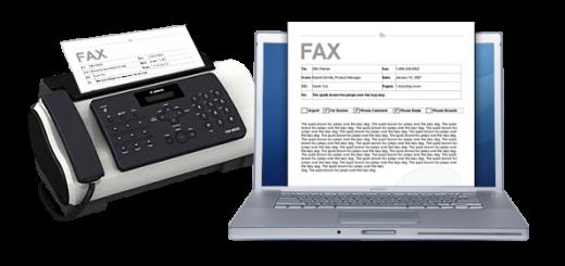 Online Fax Software