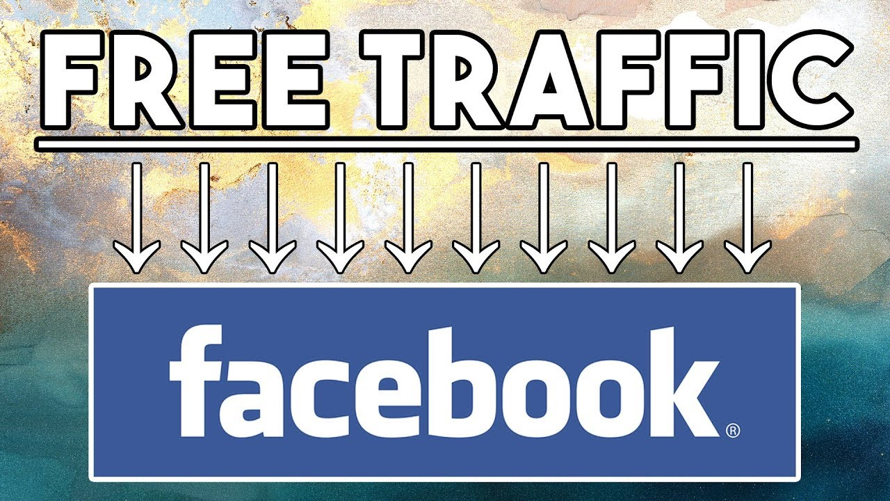 Get a lot of Traffic From Facebook