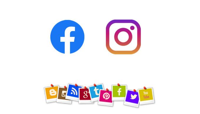 Coronavirus Status for Instagram & Facebook