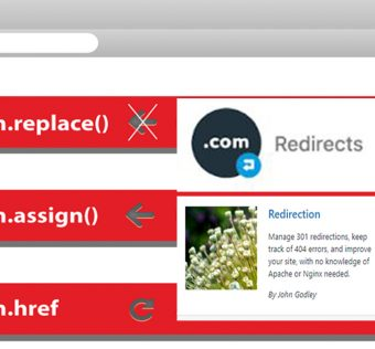 Redirect to Another Website URL